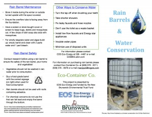 water conservation flyer 2
