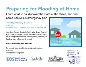 Preparing for Flooding Feb 3