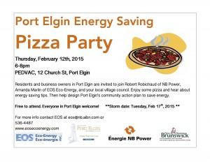 PCP Port Elgin Feb 12th event