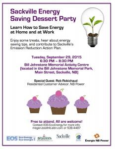 Energy Savings-PCP Event Sept 29 Poster