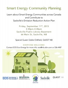 Smart Energy Community Planning Event Poster copy