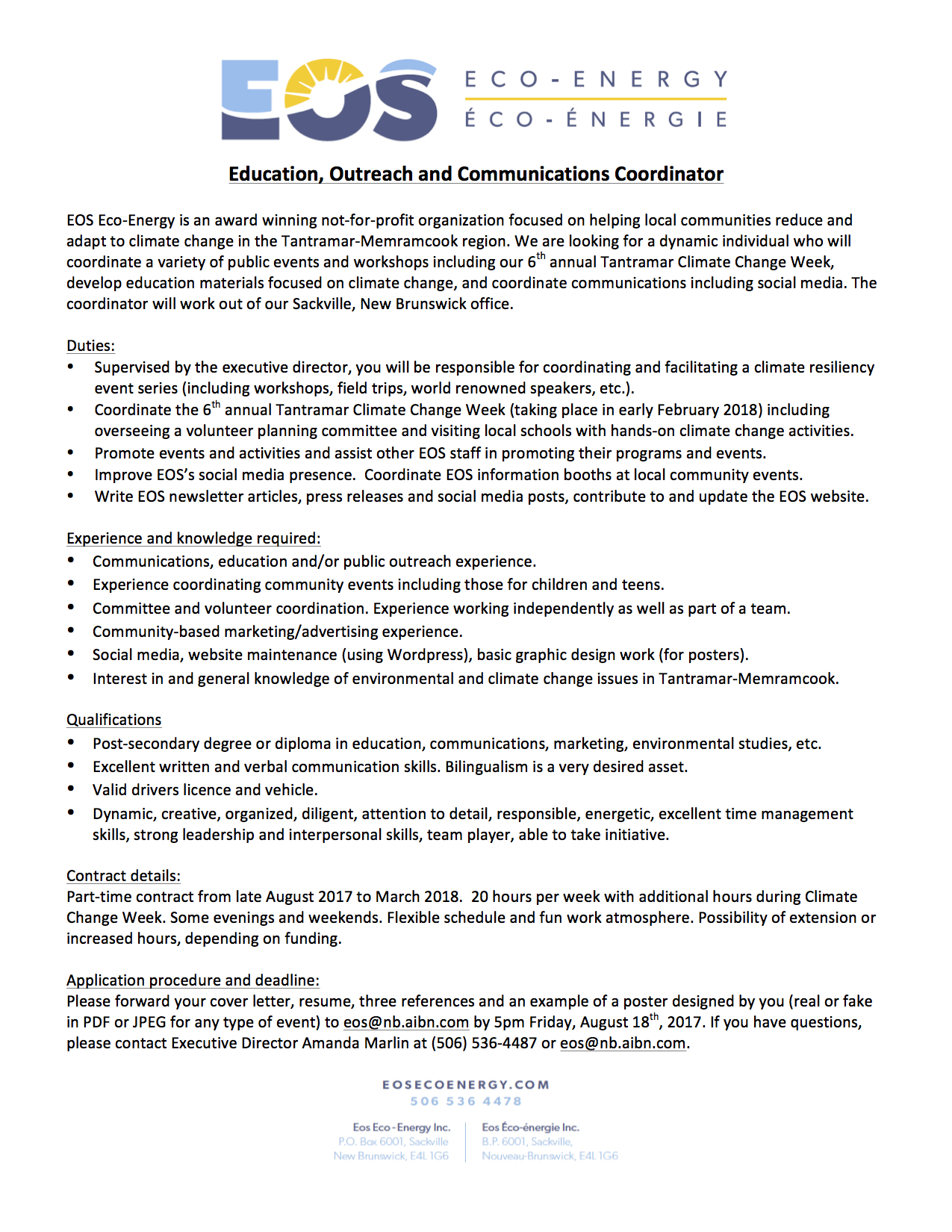 communications coordinator Search for communications coordinator jobs at monster browse our collection of communications coordinator job listings, including openings in full time and part time.